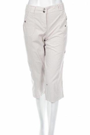 Дамски панталон Sure, Размер M, Цвят Бежов, Памук, Цена 5,20лв.