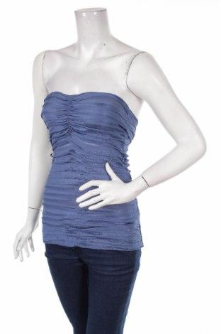 Dámske tielko  Ann Christine, Veľkosť XS, Farba Modrá, 100% polyester, Cena  2,20€