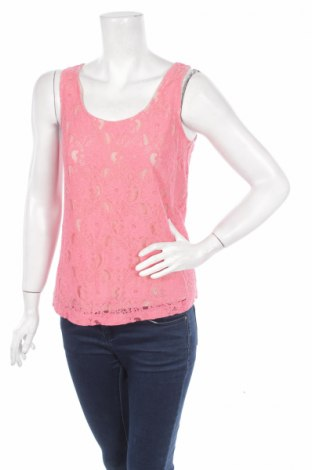 Дамски потник H&M Conscious Collection, Размер S, Цвят Розов, 70% памук, 30% полиестер, Цена 5,50лв.
