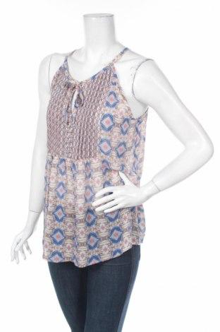 Γυναικείο αμάνικο μπλουζάκι Jacob, Μέγεθος M, Χρώμα Πολύχρωμο, 100% πολυεστέρας, Τιμή 3,25€