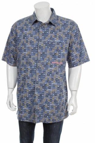 Pánska košeľa  Quiksilver, Veľkosť XL, Farba Modrá, Bavlna, Cena  2,27€