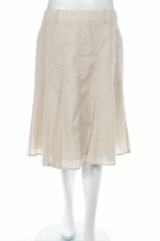 Φούστα Bexleys, Μέγεθος M, Χρώμα  Μπέζ, 100% πολυεστέρας, Τιμή 4,29€
