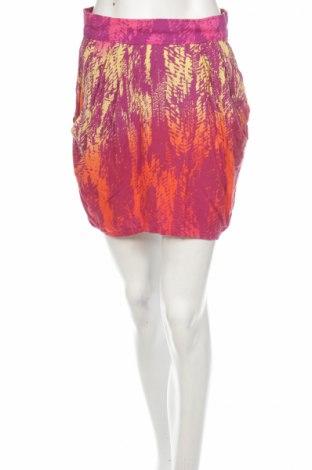 Φούστα H&M Divided, Μέγεθος XS, Χρώμα Πολύχρωμο, 100% βισκόζη, Τιμή 3,56€