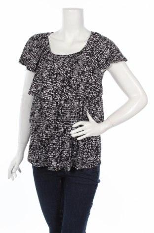 Дамска блуза I.n.c - International Concepts, Размер M, Цвят Черен, 92% полиестер, 8% еластан, Цена 5,00лв.