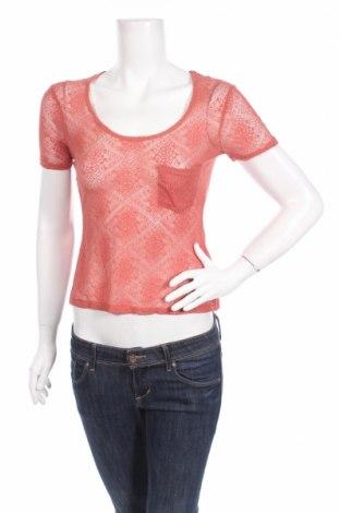 Дамска блуза Kimchi Blue, Размер XS, Цвят Оранжев, Полиамид, Цена 5,00лв.