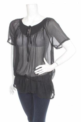 Γυναικεία μπλούζα Mossimo, Μέγεθος L, Χρώμα Μαύρο, Πολυεστέρας, Τιμή 3,68€