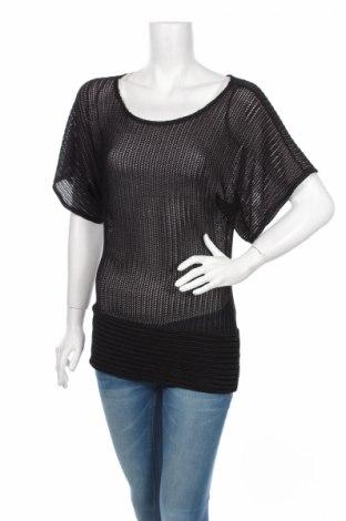 Γυναικεία μπλούζα R.marks Jeans, Μέγεθος M, Χρώμα Μαύρο, Τιμή 3,34€