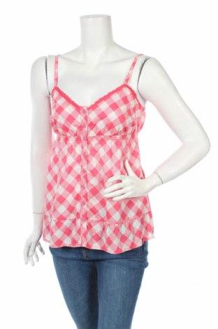 Дамска риза Edc By Esprit, Размер M, Цвят Розов, 100% памук, Цена 7,15лв.