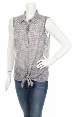 Дамска риза Gina Benotti, Размер M, Цвят Сив, 100% полиестер, Цена 3,75лв.