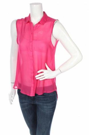 Дамска риза H&M, Размер M, Цвят Розов, Цена 5,50лв.