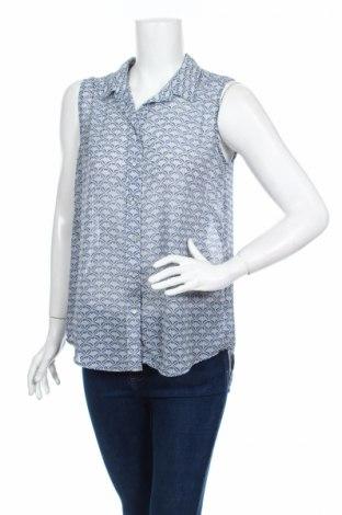 Дамска риза H&M, Размер M, Цвят Син, Цена 5,25лв.