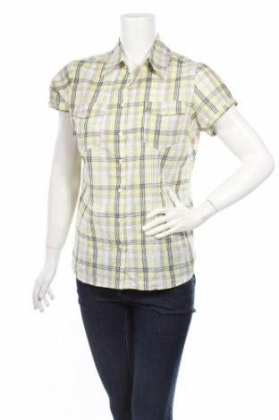 Дамска риза Janina, Размер M, Цвят Многоцветен, 100% памук, Цена 4,50лв.