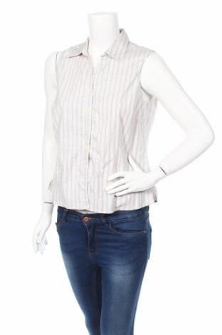 Дамска риза Merona, Размер L, Цвят Многоцветен, 97% полиестер, 3% еластан, Цена 4,00лв.