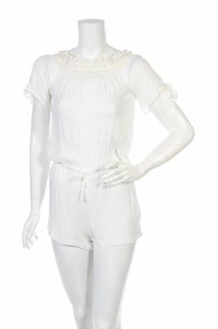 Γυναικεία σαλοπέτα Jennyfer, Μέγεθος XS, Χρώμα Λευκό, Βισκόζη, βαμβάκι, ελαστάνη, Τιμή 7,96€