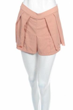 Γυναικείο κοντό παντελόνι, Μέγεθος S, Χρώμα Σάπιο μήλο, Τιμή 5,17€