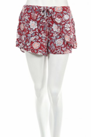 Дамски къс панталон Abercrombie & Fitch, Размер L, Цвят Многоцветен, Вискоза, Цена 12,60лв.