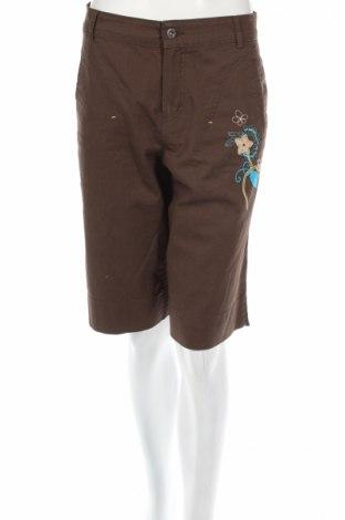 Γυναικείο κοντό παντελόνι Ascari
