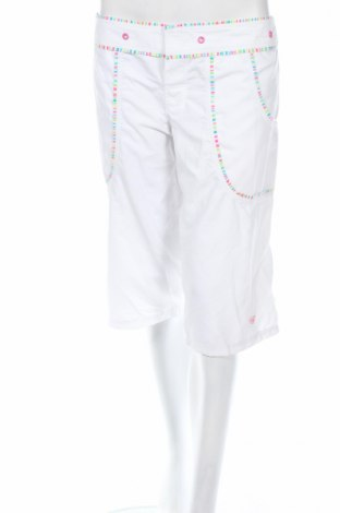 Дамски къс панталон Sloggi, Размер S, Цвят Бял, 100% полиестер, Цена 5,50лв.
