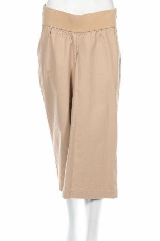 Дамски панталон Asos, Размер M, Цвят Бежов, 98% памук, 2% еластан, Цена 7,71лв.