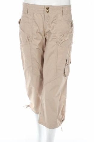Дамски панталон Bpc Bonprix Collection, Размер S, Цвят Бежов, 100% памук, Цена 6,90лв.