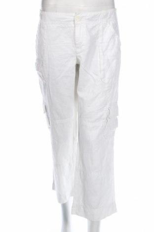 Дамски панталон Esprit, Размер XS, Цвят Бял, Цена 7,68лв.