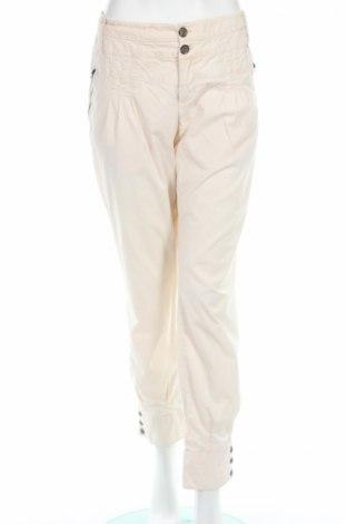 Дамски панталон Noa Noa, Размер L, Цвят Бежов, Цена 17,55лв.
