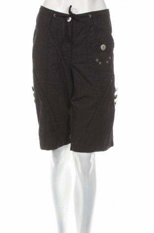 Γυναικείο παντελόνι Saix, Μέγεθος S, Χρώμα Μαύρο, 100% βαμβάκι, Τιμή 3,56€