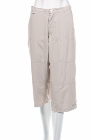 Дамски панталон Venice Beach, Размер XL, Цвят Бежов, Полиестер, Цена 5,29лв.