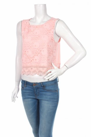 Дамски потник Ambiance, Размер L, Цвят Розов, 65% памук, 35% полиамид, Цена 3,06лв.