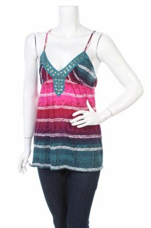 Дамски потник Ecote, Размер S, Цвят Многоцветен, 55% памук, 45% модал, Цена 4,62лв.