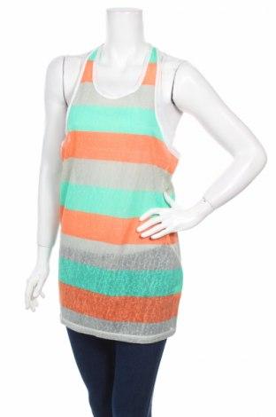 Γυναικείο αμάνικο μπλουζάκι Mshll Girl, Μέγεθος L, Χρώμα Πολύχρωμο, Πολυεστέρας, Τιμή 3,13€