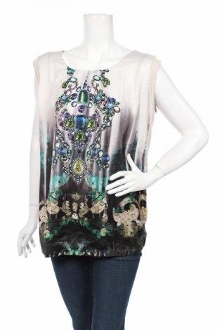 Γυναικείο αμάνικο μπλουζάκι Olsen