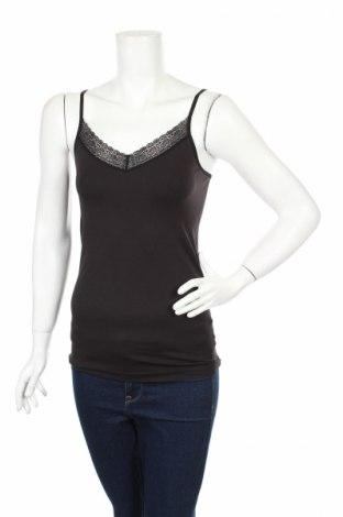 Tricou de damă Vero Moda, Mărime M, Culoare Negru, 94% poliamidă, 6% elastan, Preț 23,70 Lei