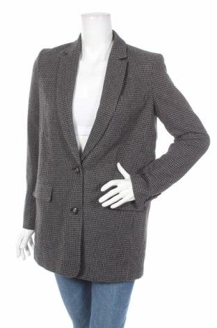 Дамско сако, Размер L, Цвят Сив, Цена 23,70лв.
