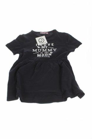 Tunică de copii Oviesse, Mărime 6-7y/ 122-128 cm, Culoare Albastru, 95% bumbac, 5% viscoză, Preț 30,25 Lei