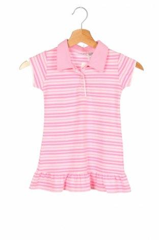 Παιδικό φόρεμα, Μέγεθος 2-3y/ 98-104 εκ., Χρώμα Ρόζ , 97% βαμβάκι, 3% ελαστάνη, Τιμή 3,61€