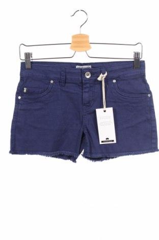 Detské krátke nohavice  Review, Veľkosť 15-18y/ 170-176 cm, Farba Modrá, 98% bavlna, 2% elastan, Cena  6,65€