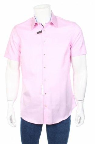 Pánska košeľa  Jake*s, Veľkosť M, Farba Ružová, Bavlna, Cena  7,89€