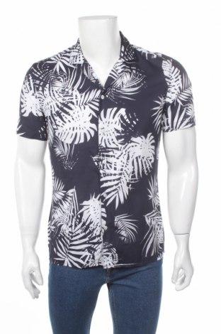 Pánska košeľa  Review, Veľkosť S, Farba Modrá, Viskóza, Cena  9,74€