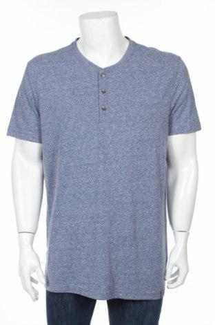 Pánske tričko  Christian Berg, Veľkosť XXL, Farba Modrá, 50% polyester, 38% bavlna, 12% viskóza, Cena  6,67€