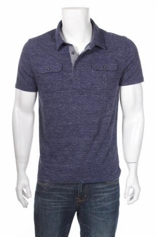 Pánské tričko  Express, Rozměr M, Barva Modrá, 57% bavlna, 38% polyester, 5% elastan, Cena  89,00Kč