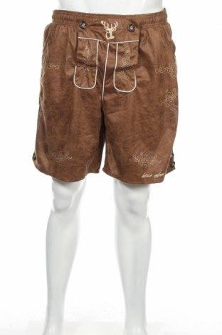 Мъжки къс панталон Kitzo Alpen