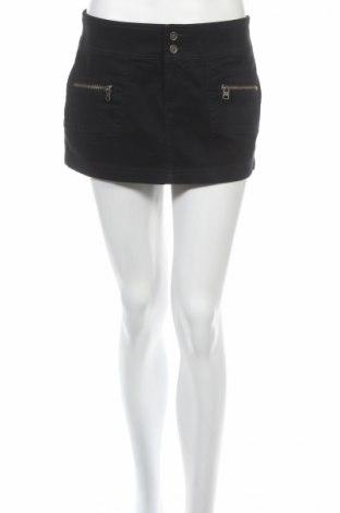 Пола Abercrombie & Fitch, Размер S, Цвят Син, 98% памук, 2% еластан, Цена 12,86лв.
