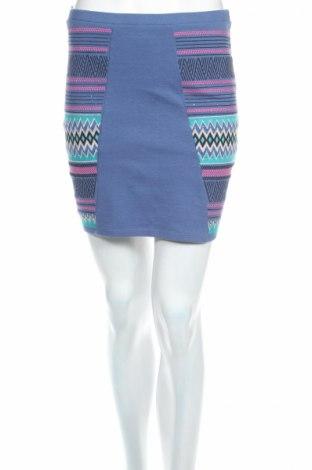 Пола Ann Christine, Размер XS, Цвят Син, 60% памук, 37% полиестер, 3% еластан, Цена 5,40лв.