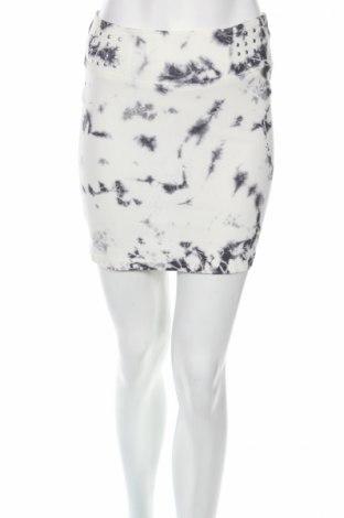 Φούστα Fb Sister, Μέγεθος XS, Χρώμα Λευκό, 91% βαμβάκι, 6% πολυεστέρας, 3% ελαστάνη, Τιμή 4,25€