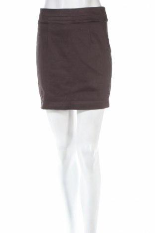 Пола H&M, Размер M, Цвят Сив, 61% памук, 36% полиамид, 3% еластан, Цена 5,06лв.