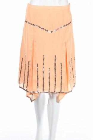 Пола Laura Scott, Размер S, Цвят Оранжев, Полиестер, Цена 6,58лв.