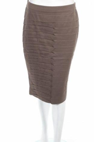 Φούστα Patrizia Dini, Μέγεθος M, Χρώμα Καφέ, 97% βαμβάκι, 3% ελαστάνη, Τιμή 8,84€