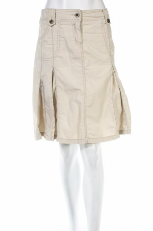 Φούστα Tom Tailor, Μέγεθος M, Χρώμα  Μπέζ, Τιμή 3,61€