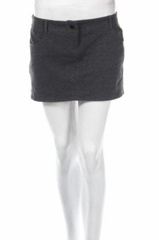 Φούστα Vert De Rage, Μέγεθος M, Χρώμα Γκρί, 60% πολυεστέρας, 35% βαμβάκι, 5% ελαστάνη, Τιμή 1,59€